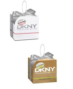 DKNY Delicious Holiday Ornaments