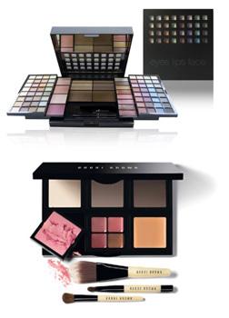 E.L.F Studio Make-up Collection and Bobbi Bespoke Palette