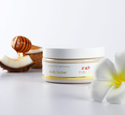 Coconut Milk & Honey Body Butter by Pure Fiji