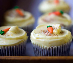 Primrose Bakery Carrot Cupcake