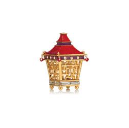 Estee Lauder Jewelled Lantern Compact