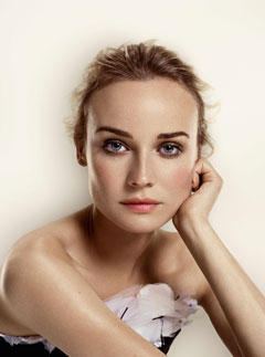 Diane Kruger New L'Oréal Paris Face