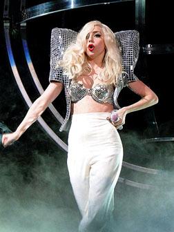 <b>Lady Gaga Partners W...</b>