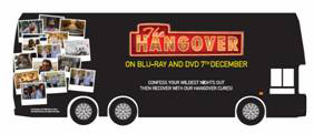 Jump on board the Hangover bus