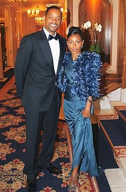 Will Smith and Jada Pinkett Smith
