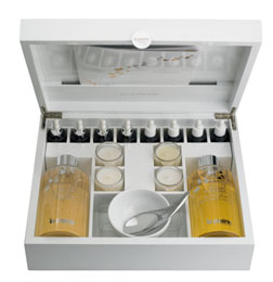 La Prairie's The Art of Bath set