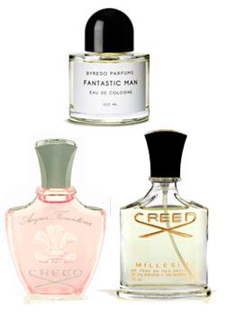 Fine Fragrances from Les Senteurs