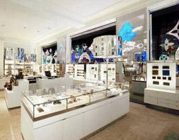 Louis Vuitton pop-up shop in Selfridges