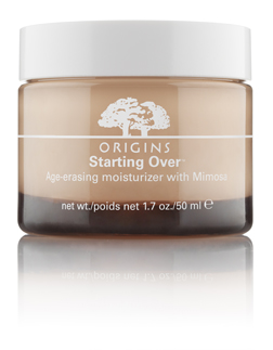 Origins Starting Over Age-erasing Oil Free Moisturiser.