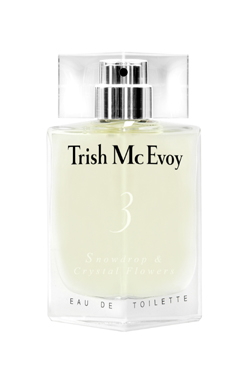 Trish McEvoy's Snowdrop Crystal Flower fragrance