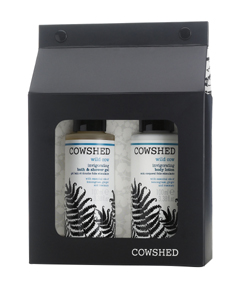 Cowshed Wild Cow Duo Set