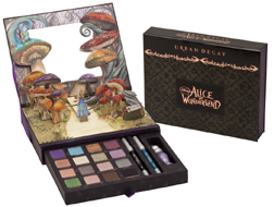Urban Decay's Alice in Wonderland Book of Shadows