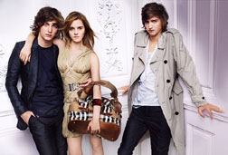Burberry Spring/Summer 10 Campaign