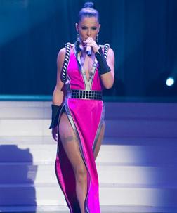 <b>The Cheryl Cole Show...</b>