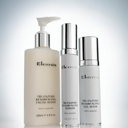 The Elemis Tri-Enzyme Skin Smoothing System