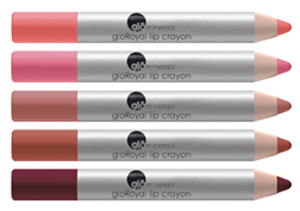 GloMinerals GloRoyal Crayons