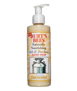 Burt's Bees Milk & Shea Butter Hand Soap