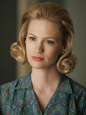 <b>Mad Men Beauty...</b>
