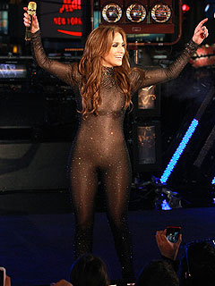<b>JLO's Nearly Naked M...</b>