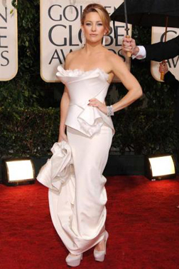 Kate Hudson in a Marchesa gown