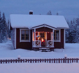 <b>Luxurious Lapland...</b>