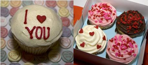 Lola's Valentine's Day Cupcakes