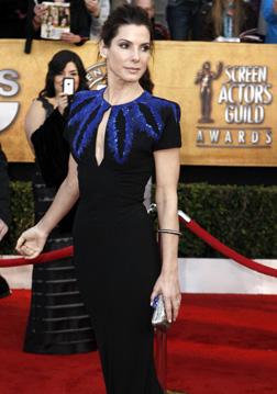 Sandra Bullock at the (SAG Awards)