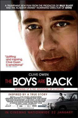 Watch the trailer for The Boys Are Back