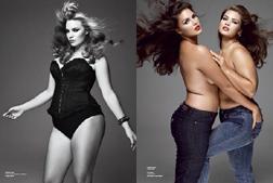V Magazine January 2010 Plus Size Issue