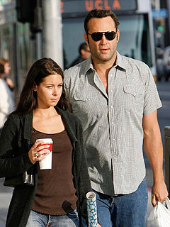 <b>Vince Vaughn Married...</b>
