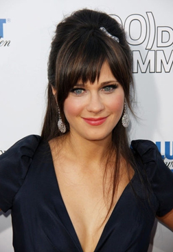 <b>Get the Look Zooey D...</b>