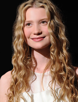 <b>Mia Wasikowska...</b>