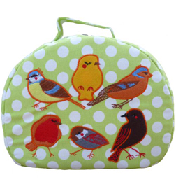 <b>Watch The Birdie...</b>