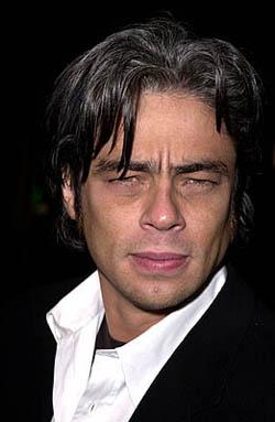 <b>Benicio del Toro...</b>