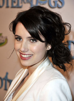 <b>Emma Roberts...</b>