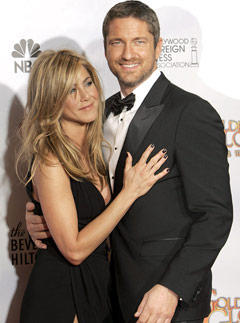 Jennifer Aniston & Gerard Butler