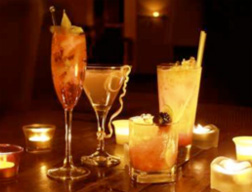 Enjoy a cocktail at Just St. James