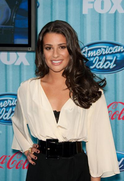 <b>Lea Michele...</b>