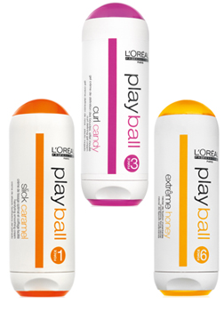 L'Oreal Professional Play Ball Tubes