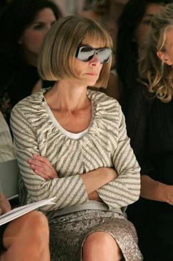 <b>Anna Wintour Speaks ...</b>