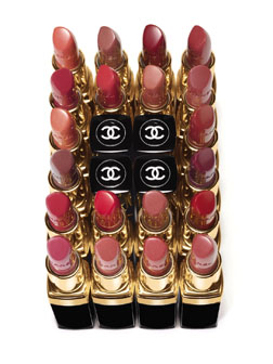Rouge Coco, Chanel's latest lipstick