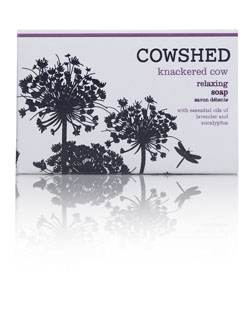 Cowshed Knackered Cow Relaxing Soap