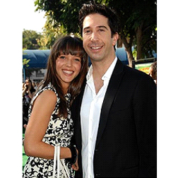 <b>David Schwimmer Gets...</b>