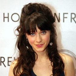 <b>Zooey Deschanel ...</b>