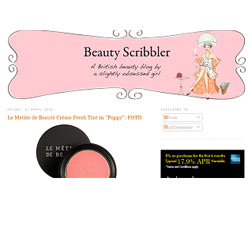 <b>Beauty Scribbler...</b>