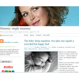 <b>Slummy Single Mummy...</b>