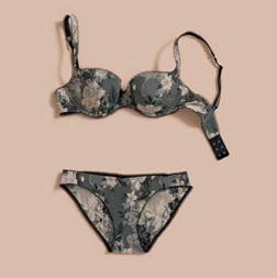 Elle Macpherson Intimates - Olivia Set in Musk Pink