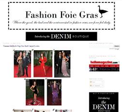 <b>Fashion Foie Gras...</b>
