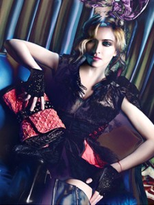 Madonna Retouched Campaign Shot for Louis Vuitton