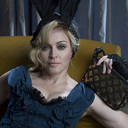 Madonna Untouched for Louis Vuitton